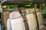 Салон автомобиля для трансферов - Mercedes Viano